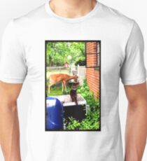THE BACK YARD VISITORS T-Shirt