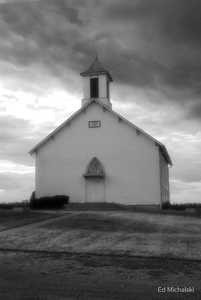 union chapel by Ed Michalski