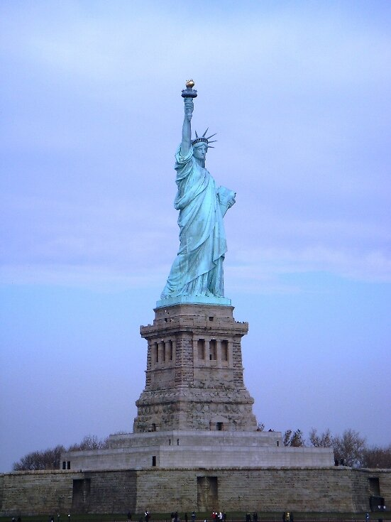 Lady Liberty by cdunn
