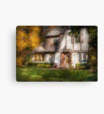 Cottage IV Canvas Print