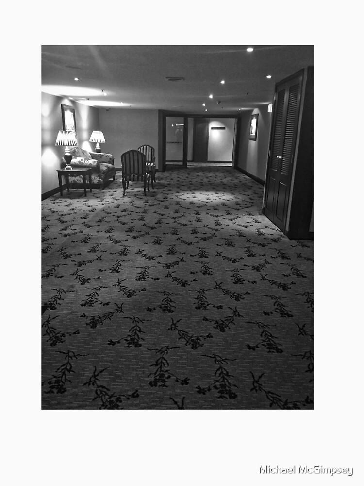 The Hotel Hallway by urbanfragments
