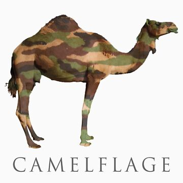 Camelflage by Herbmanafet