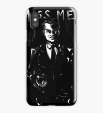 Miss me? iPhone Case