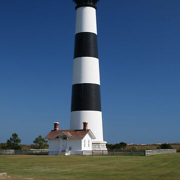 Bodie Island Lighthouse by jennabee25