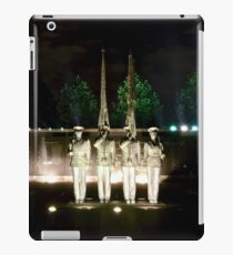 Air Force Memorial Sentinels iPad Case/Skin