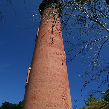 Currituck Beach Lighthouse by jennabee25
