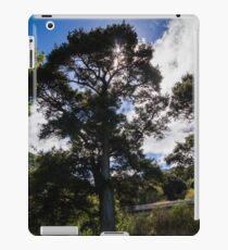 Trees Against The Blue Sky iPad Case/Skin