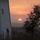 sunset by capbydiana