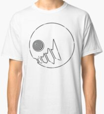 Scary Face 2 Classic T-Shirt