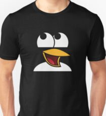 Awesome Linux Penguin Unisex T-Shirt