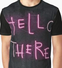Hell Here Graphic T-Shirt
