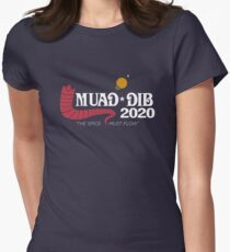 Dune Muad'Dib 2020 Women's Fitted T-Shirt