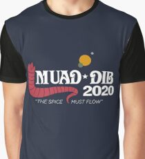 Dune Muad'Dib 2020 Graphic T-Shirt