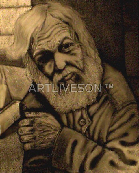 HOMELESS by Copyright © Charles P. Coffin