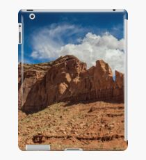 Saddleback at Monument Valley iPad Case/Skin