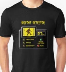 Bigfoot Detector Unisex T-Shirt