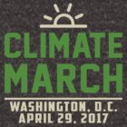 People's Climate March Washington DC 2017 Shirt by Adik