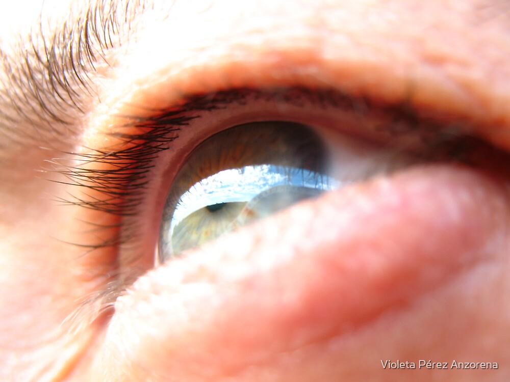 Sky Eye by Violeta Pérez Anzorena