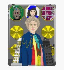 Revelation Of The Daleks iPad Case/Skin