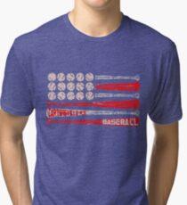 CARTERSVILLE H Tri-blend T-Shirt