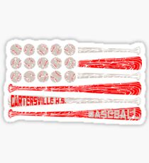 CARTERSVILLE H Sticker