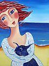 Dog Beach by Carmen  Cilliers