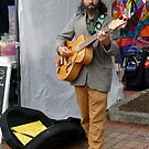 Street Performer - Nelson, New Zealand by Sharon Brown