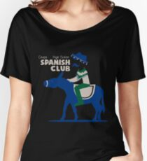 Chaparral High School Spanish Club Women's Relaxed Fit T-Shirt