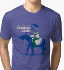 Chaparral High School Spanish Club Tri-blend T-Shirt