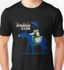 Chaparral High School Spanish Club Unisex T-Shirt