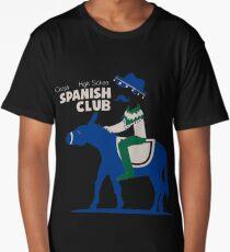Chaparral High School Spanish Club Long T-Shirt