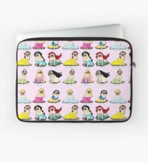 Pug Princesses Laptop Sleeve