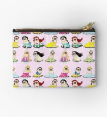 Pug Princesses Studio Pouch