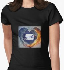 Official LTTEOAL Logo Womens Fitted T-Shirt
