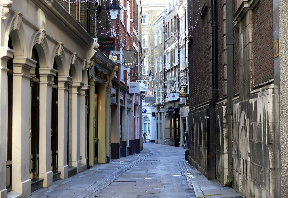 The Alley by mmrich