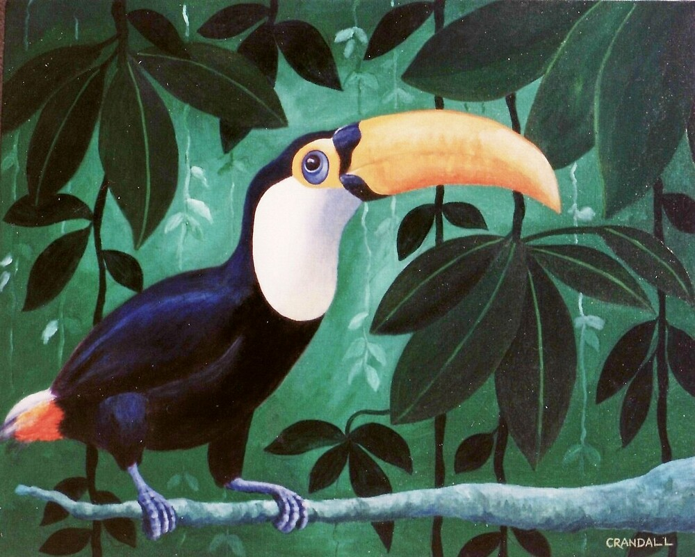 Toucan Play That Game by Gary  Crandall
