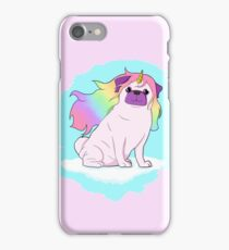 Pugicorn iPhone Case/Skin