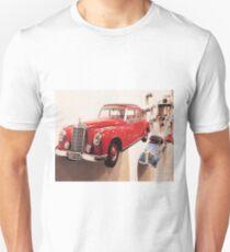 Mercedes-Benz Vintage Unisex T-Shirt