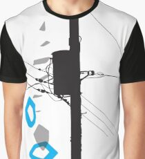 Power Lines Graphic T-Shirt
