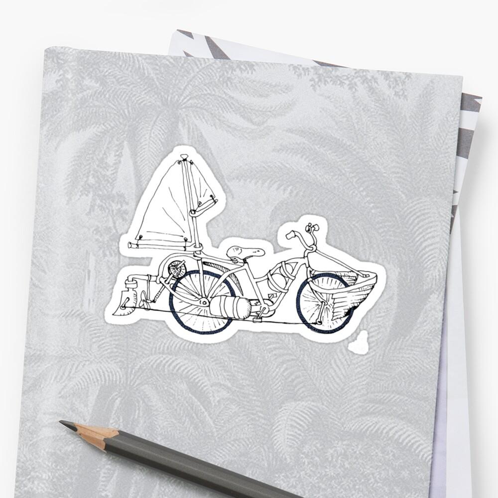 Aqua Bike by DADSOLDAXE