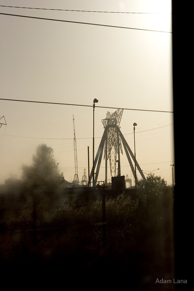 From the Train  by Adam Lana