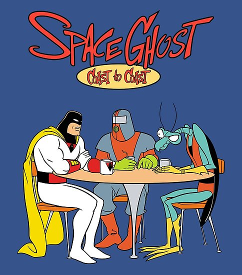 Space Ghost Coast to Coast by orinemaster