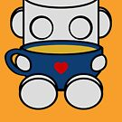 Tea & Story Time with the O'BOTs 1.0 by Carbon-Fibre Media