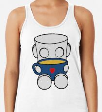 Tea & Story Time with the O'BOTs 1.0 Racerback Tank Top