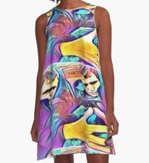 Gabble ratchet  A-Line Dress