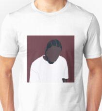 Kendrick Lamar - DAMN. - With background T-Shirt