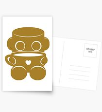 Tea & Story Time with the O'BOTs 2.0 Postcards