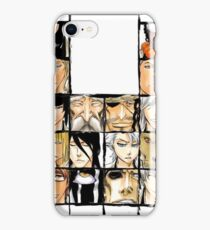 Bleach : Seireitei iPhone Case/Skin