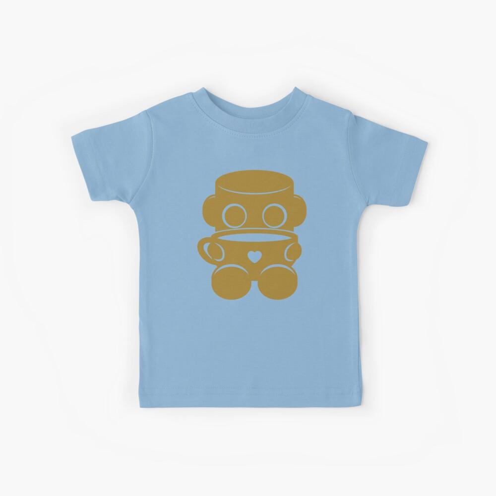 Tea & Story Time with the O'BOTs 2.0 Kids T-Shirt