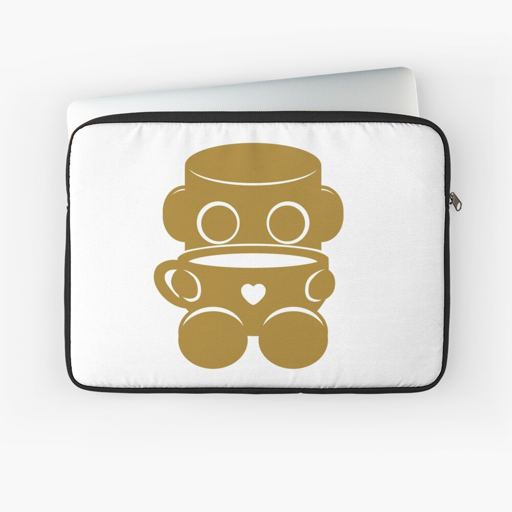 Tea & Story Time with the O'BOTs 2.0 Laptop Sleeve